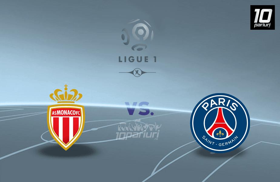 Pronosticuri Monaco vs PSG