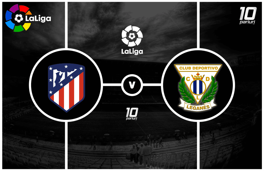 Ponturi pariuri Atletico Madrid vs Leganes