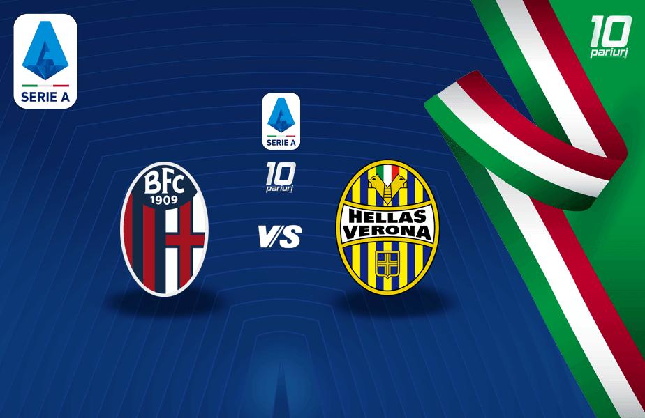 Ponturi Bologna vs Hellas Verona 19.01.2020