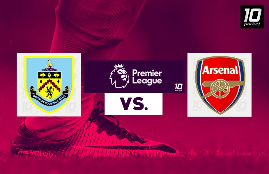 Predictii pariuri Burnley vs Arsenal