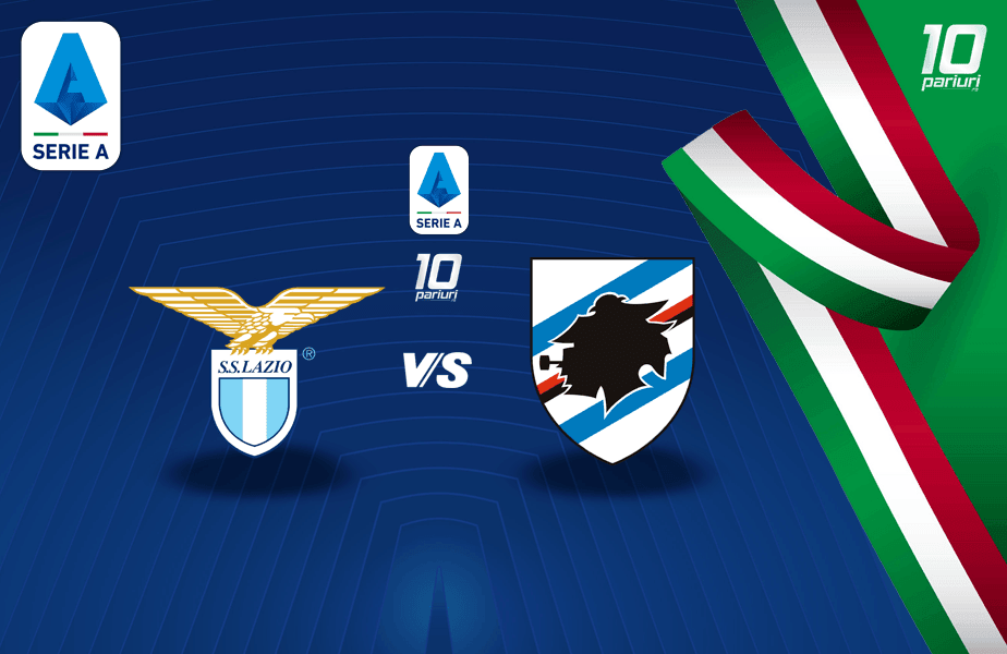 Lazio - Sampdoria pariuri