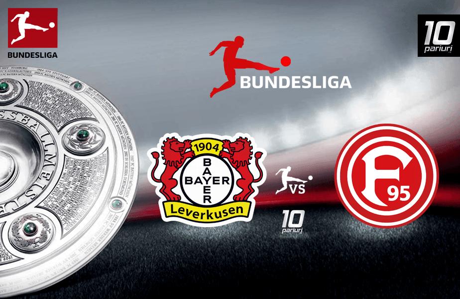 Predictii Leverkusen vs Dusseldorf 26.01.2020