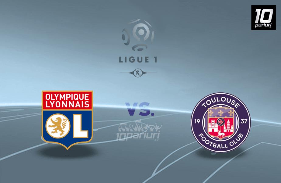 Ponturi Lyon vs Toulouse