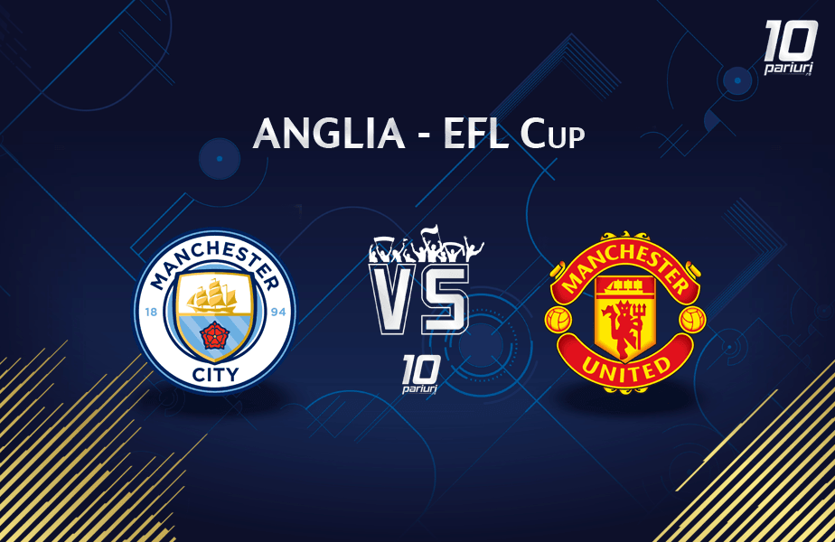 Ponturi Manchester City vs Manchester United