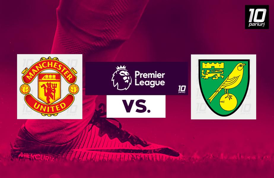 Predictii Manchester United vs Norwich 11.01.2020