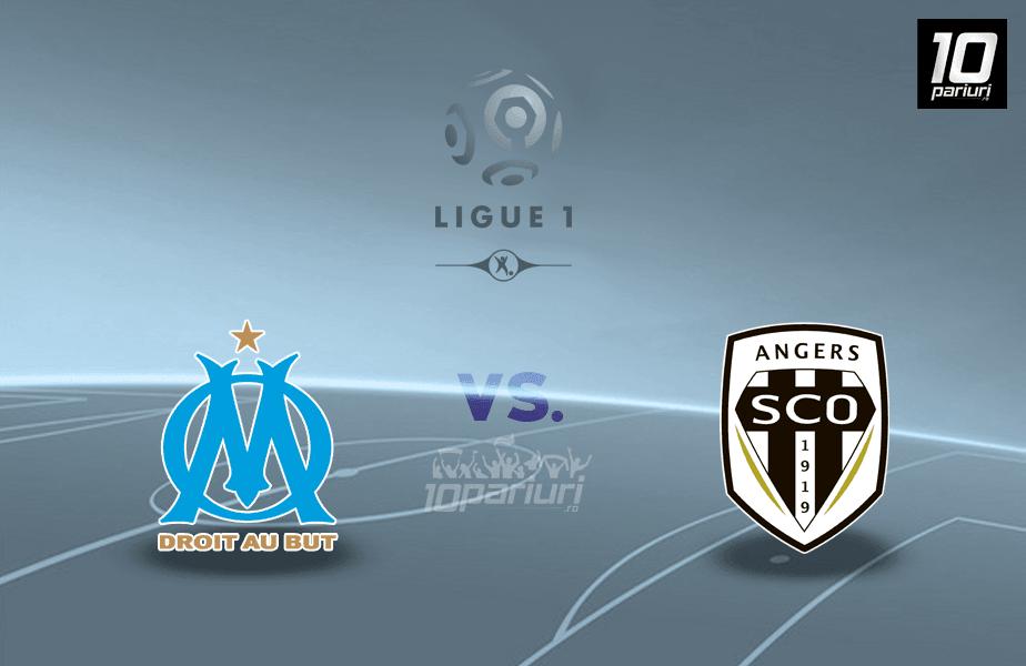 Marseille vs Angers