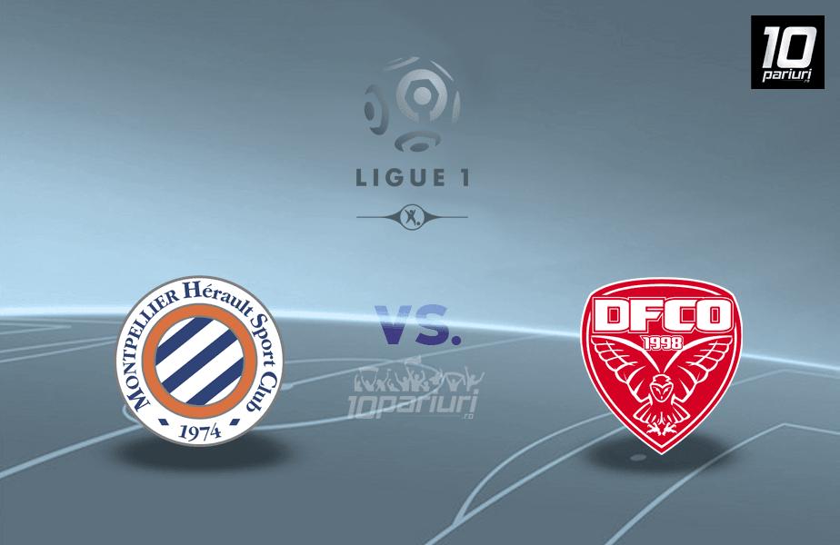Ponturi Montpellier vs Dijon 25.01.2020