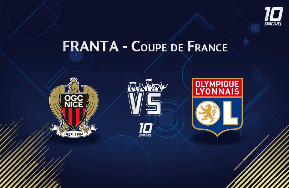 Ponturi Nice vs Lyon