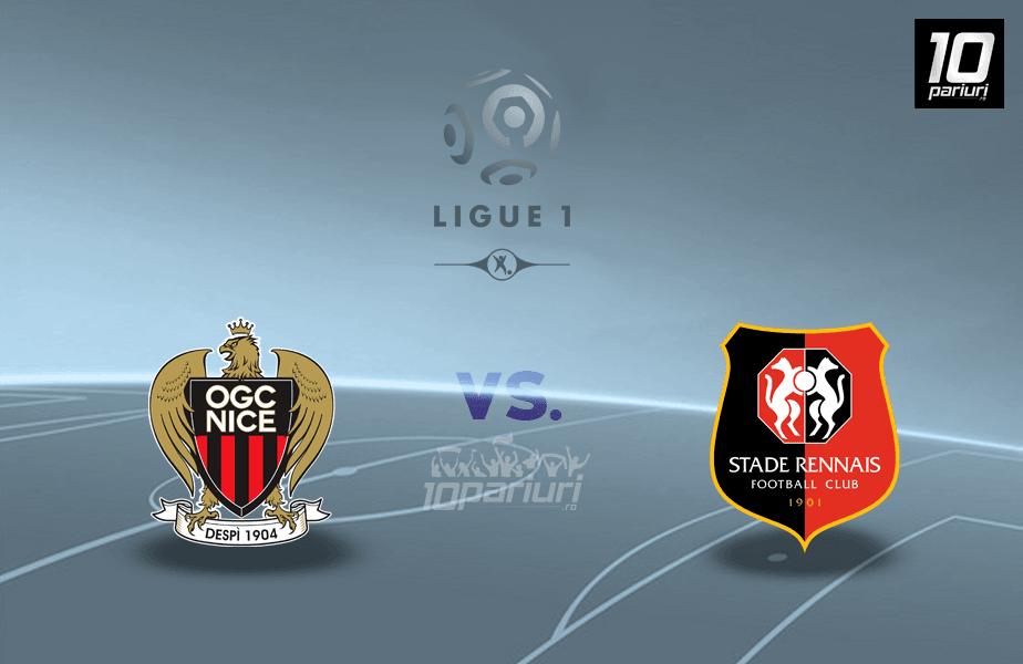 Predictii fotbal Nice vs Rennes