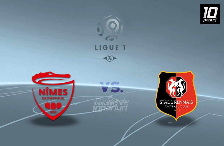Ponturi Nimes vs Rennes
