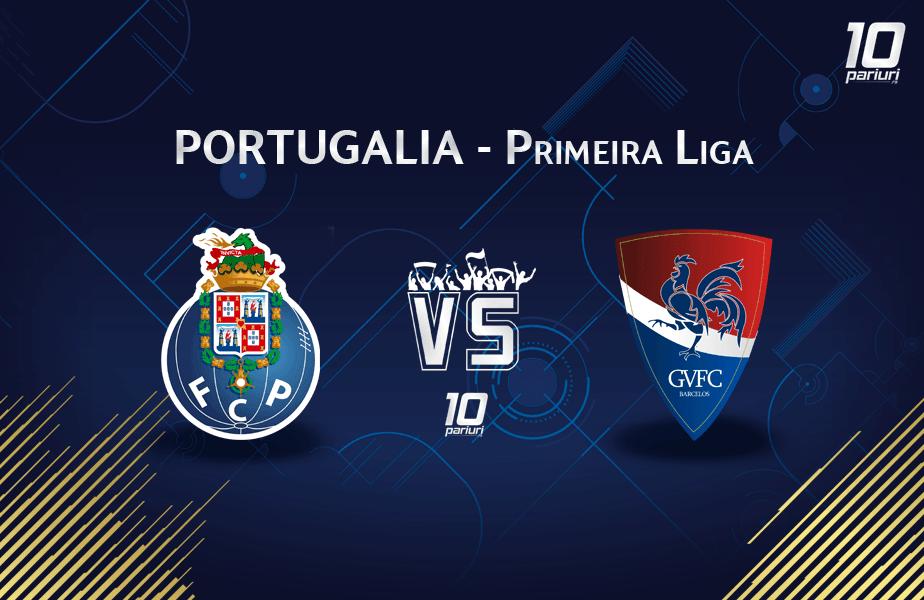 Pariuri Porto vs Gil Vicente