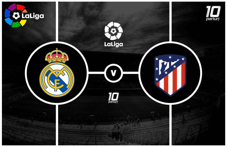 Predictii pariuri Real Madrid vs Atletico Madrid