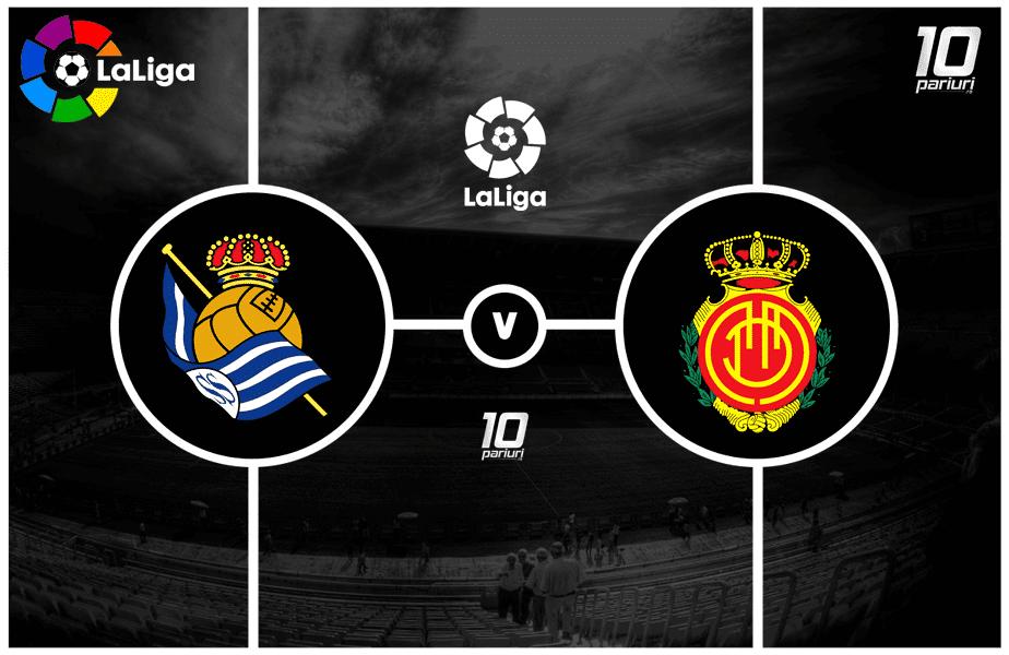 Predictii fotbal Real Sociedad vs Mallorca 26.01.2020