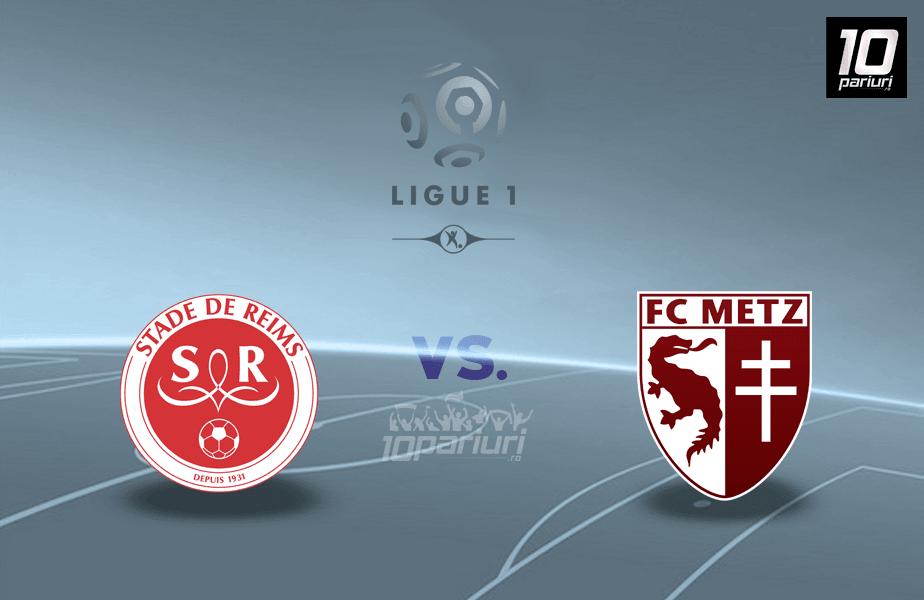 Ponturi Reims vs Metz