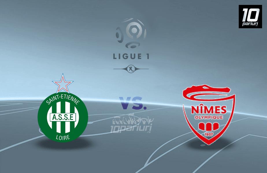 Pronosticuri Saint Etienne vs Nimes