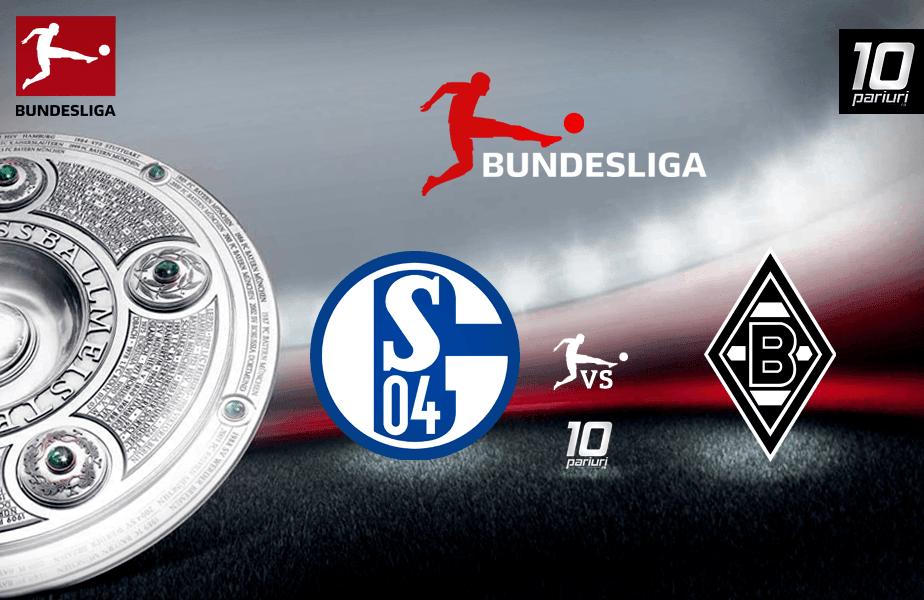 Ponturi Schalke vs Borussia Monchengladbach