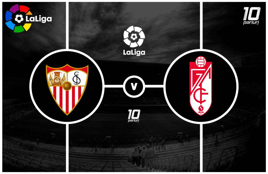 Ponturi fotbal Sevilla vs Granada 25.01.2020