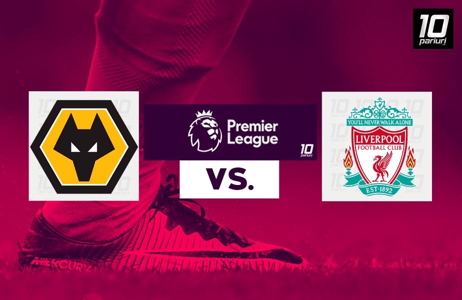 Pronosticuri Wolves - Liverpool