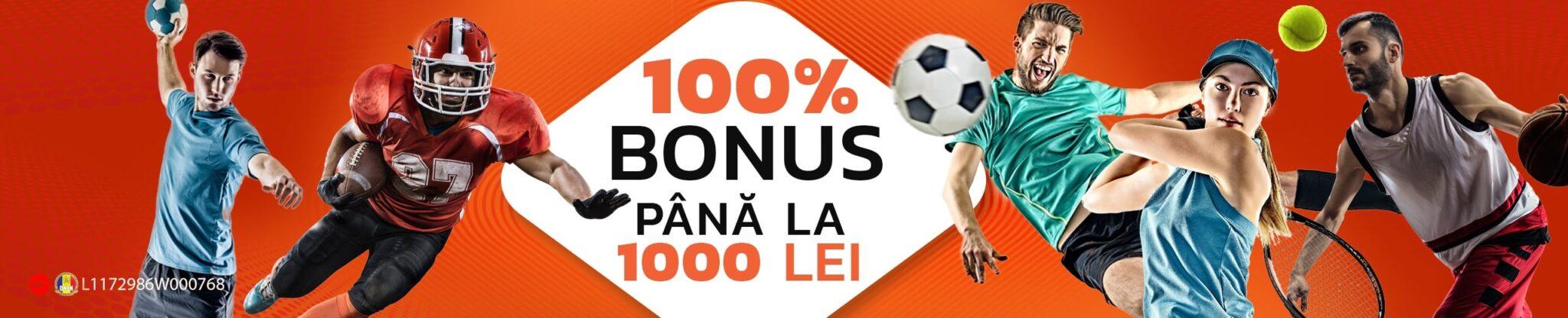 publicwin 1000 lei bonus