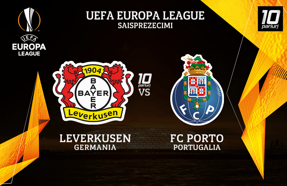Leverkusen vs Porto pronosticuri 20.02.2020
