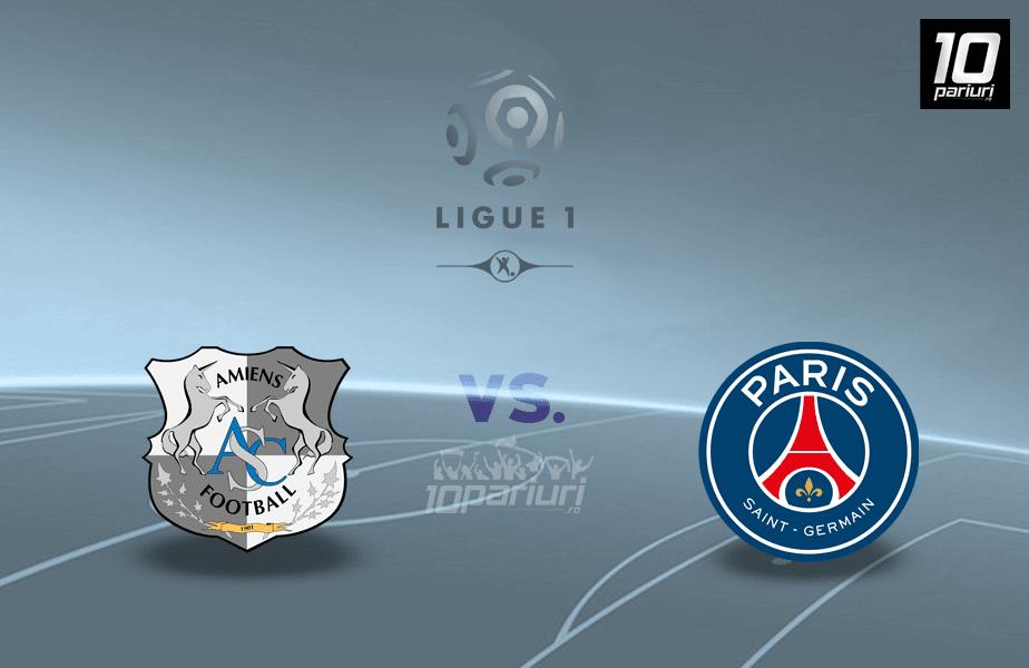 Pronosticuri Amiens vs PSG 15.02.2020