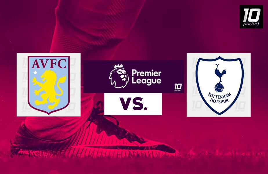 Pronosticuri Aston Villa vs Tottenham