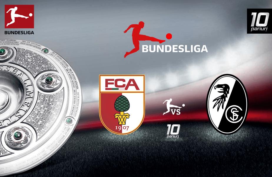 Pronosticuri Augsburg vs Freiburg