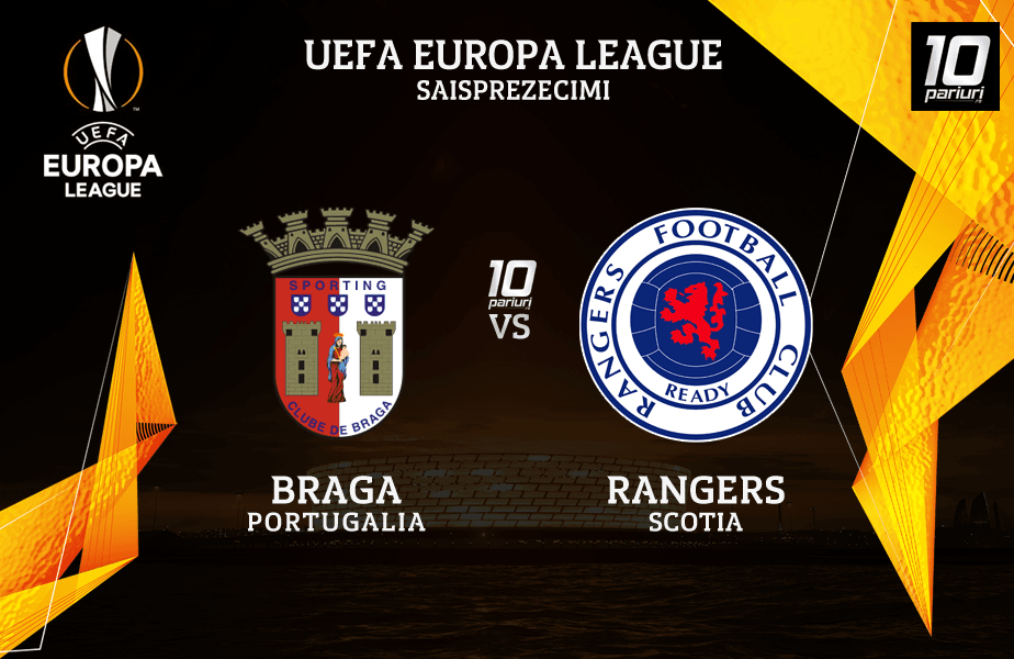 Braga vs Rangers pronosticuri 26.02.2020