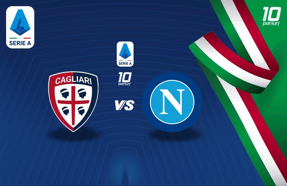 Ponturi fotbal Cagliari vs Napoli 16.02.2020