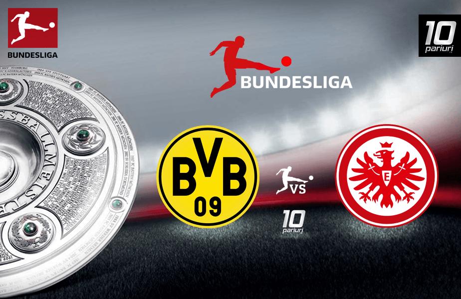 Pronosticuri Dortmund vs Frankfurt