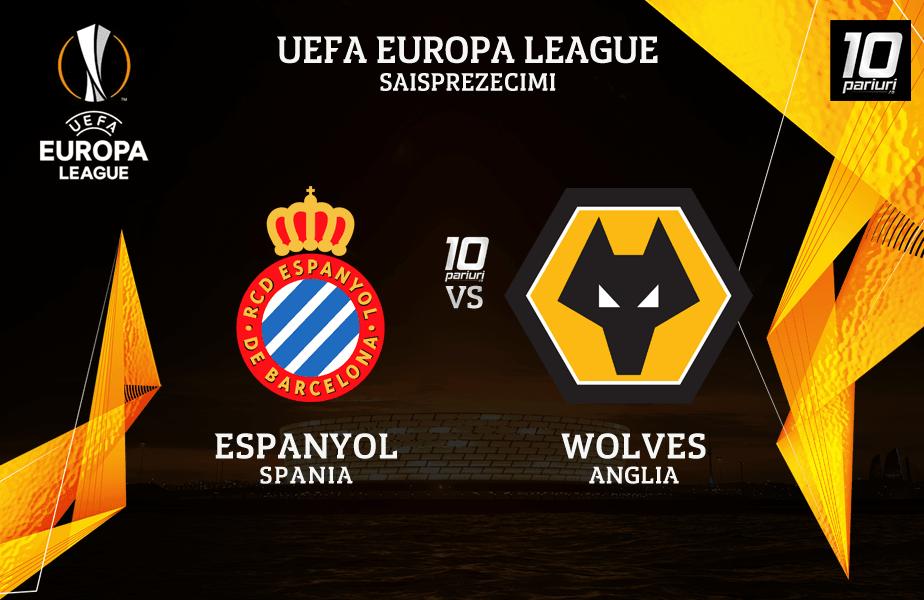Espanyol - Wolves pronosticuri