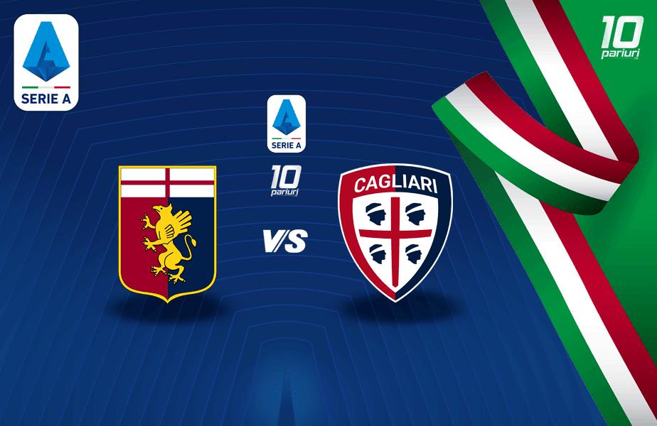Predictii Genoa vs Cagliari