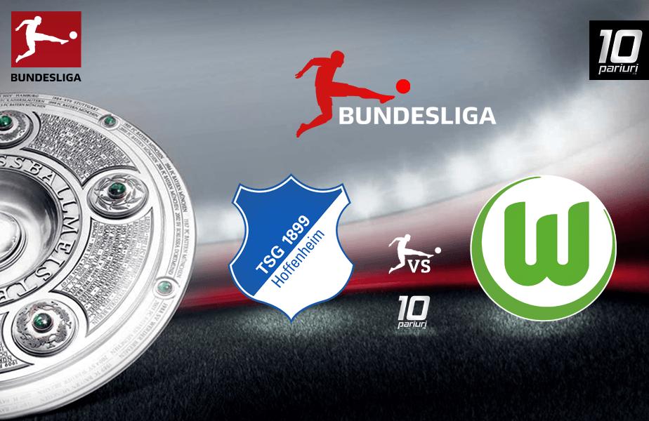 Predictii Hoffenheim vs Wolfsburg
