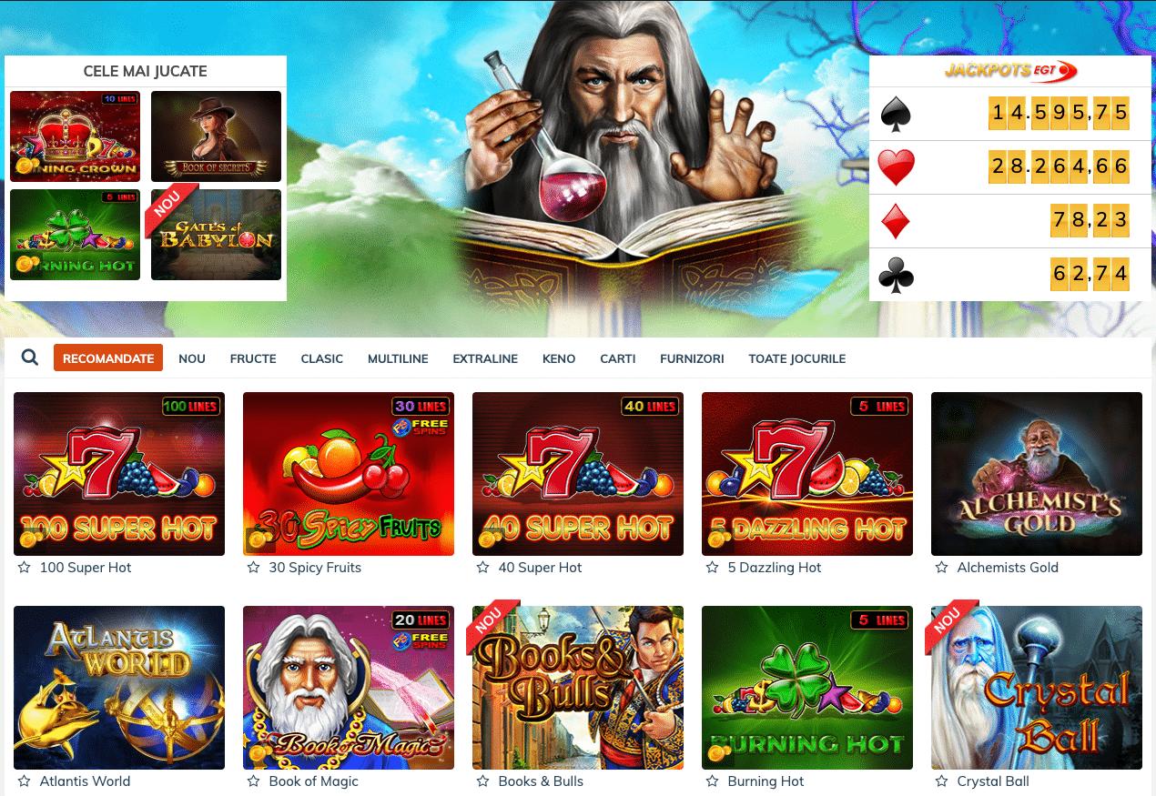 publicwin casino sloturi