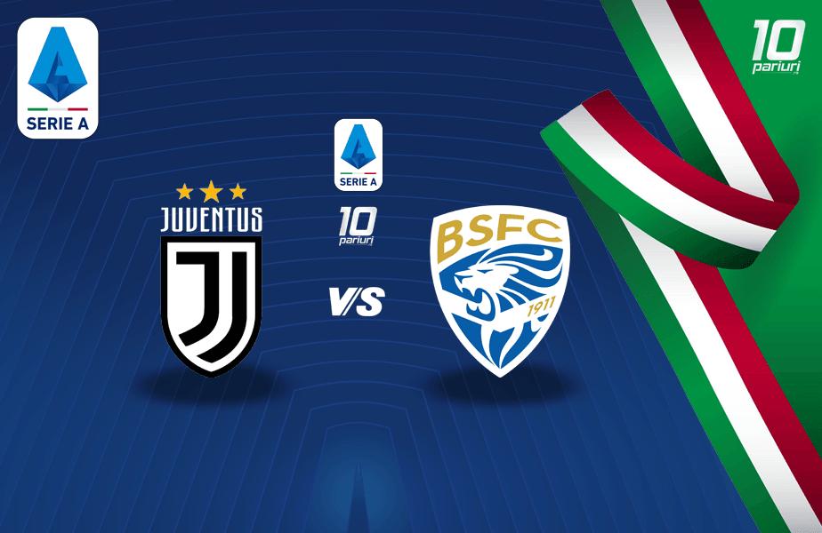 Predictii fotbal Juventus vs Brescia 16.02.2020