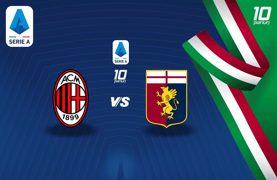 AC Milan - Genoa pronosticuri 08.03.2020