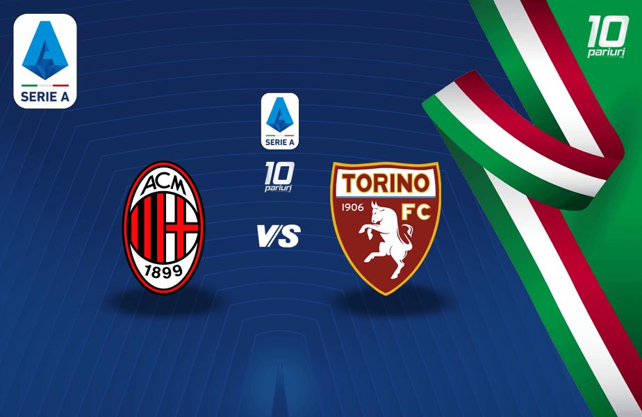 Ponturi Milan vs Torino