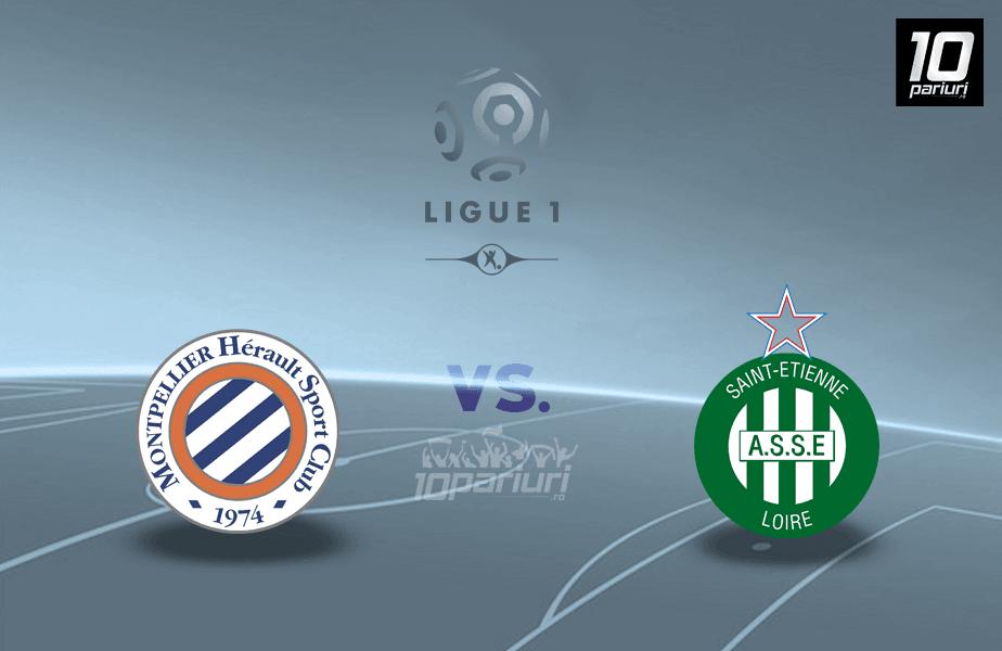 Ponturi Montpellier vs St Etienne
