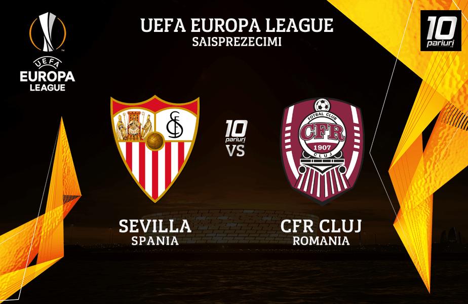 Sevilla - CFR Cluj ponturi