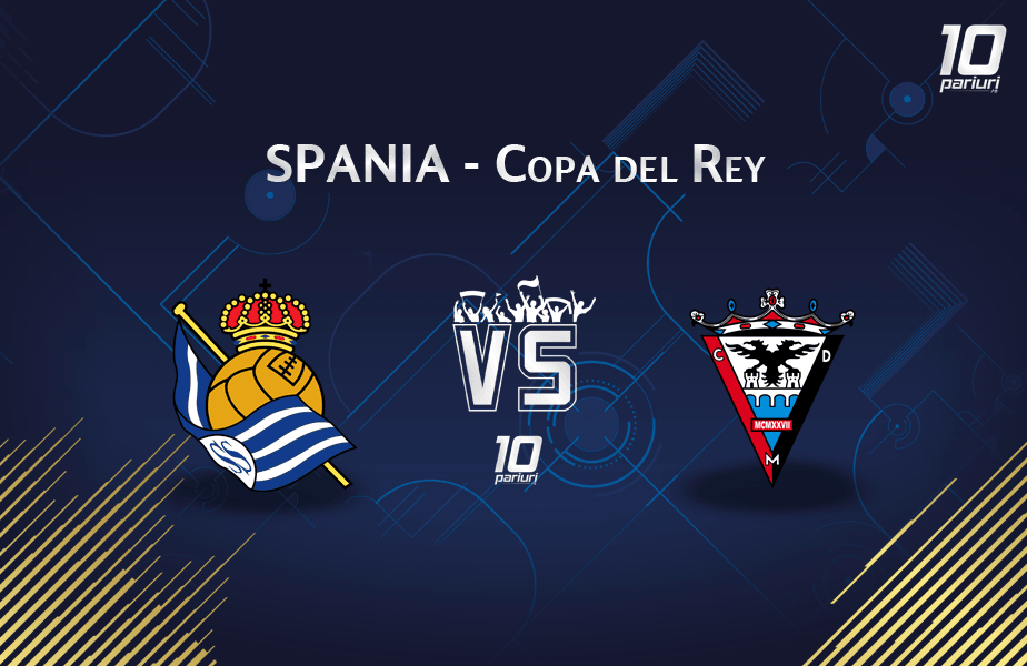 Ponturi fotbal Sociedad vs Mirandes 13.02.2020