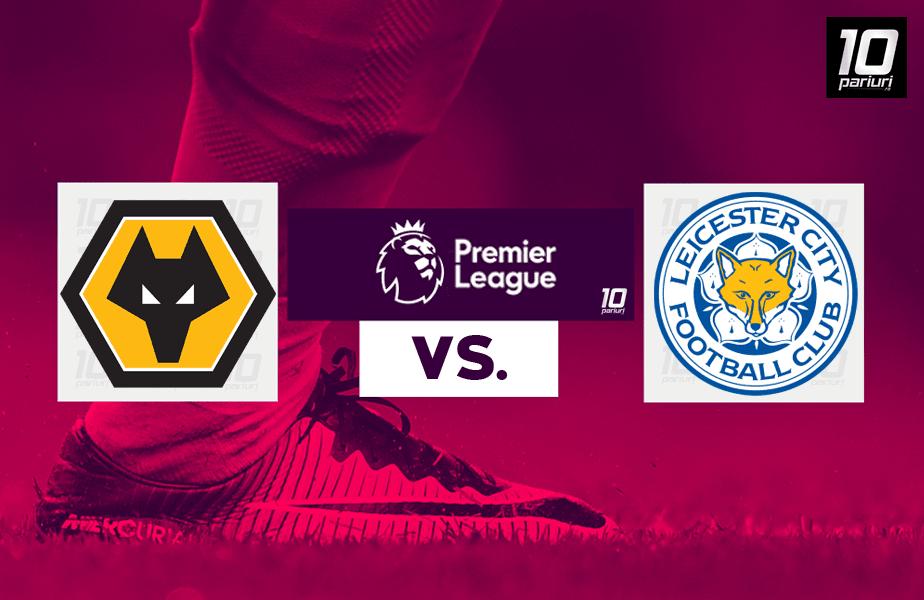 Ponturi Wolves vs Leicester