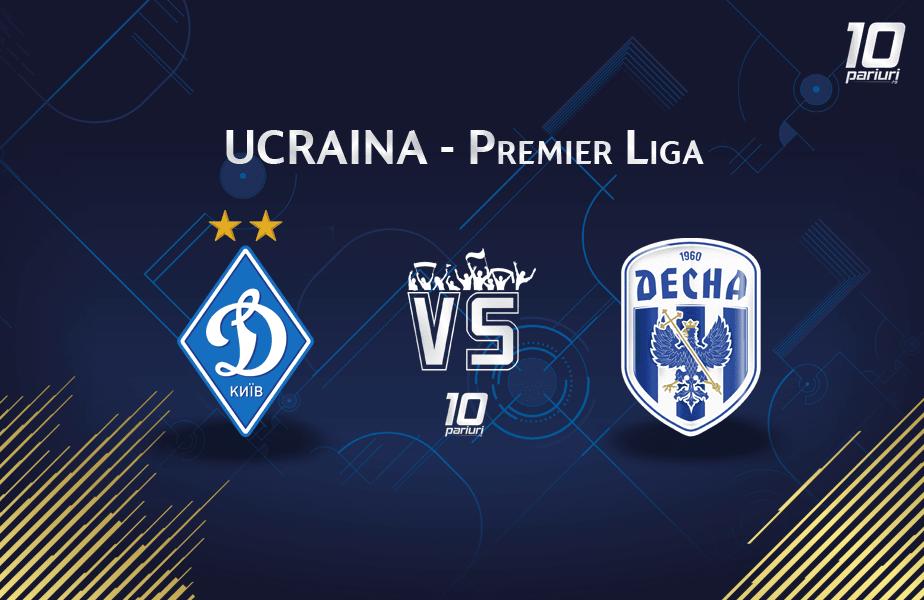 Dinamo Kiev - Desna pronosticuri 15.03.2020