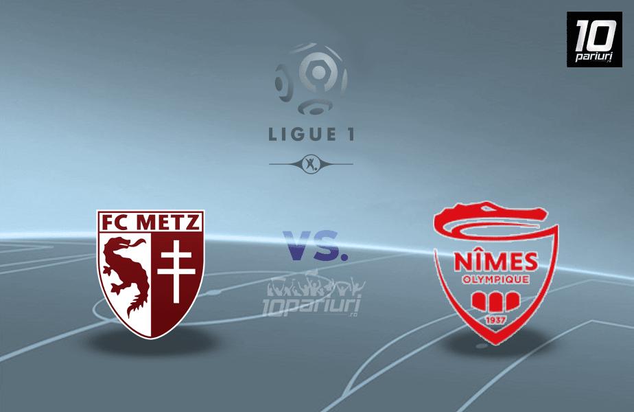 Metz - Nimes pronosticuri 07.03.2020