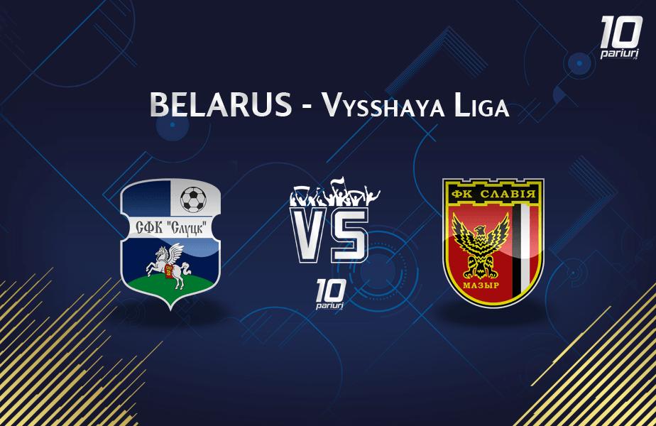 Slutsk - Slavia Mozyr ponturi pariuri 22.03.2020