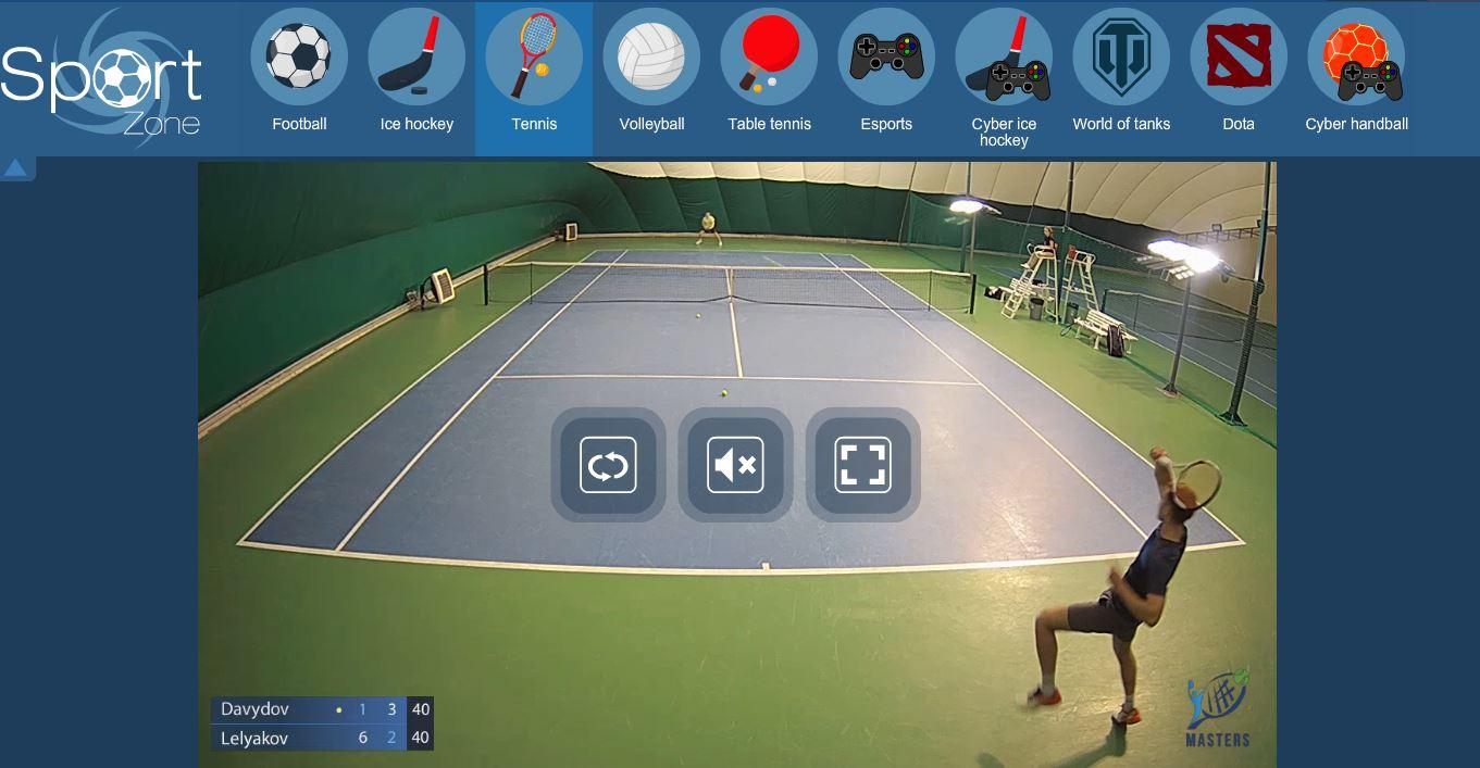 sportzone app