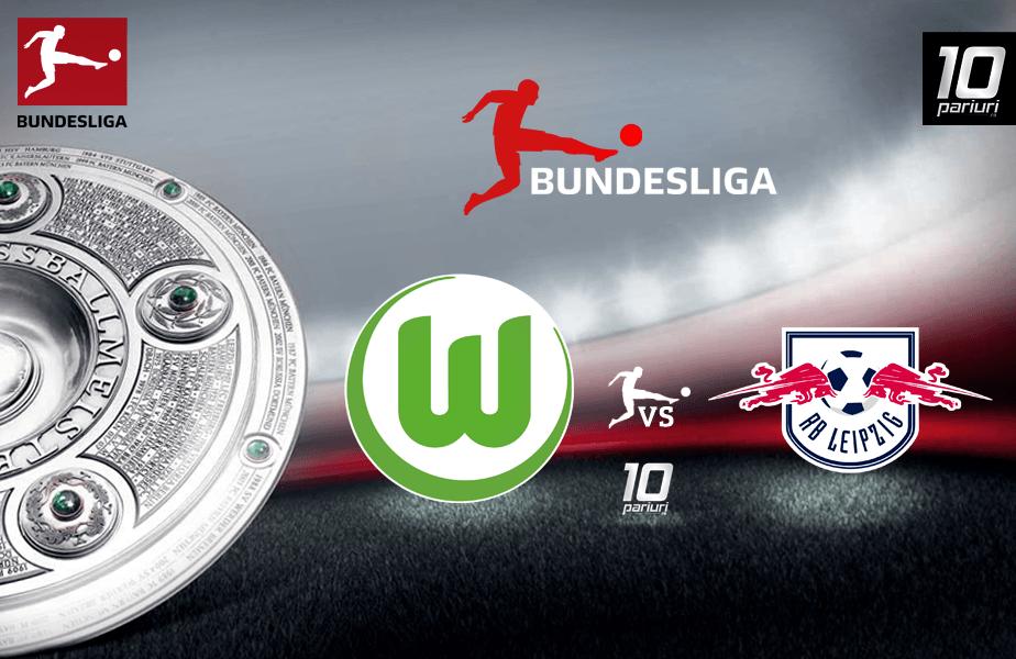 Wolfsburg - Leipzig pronosticuri