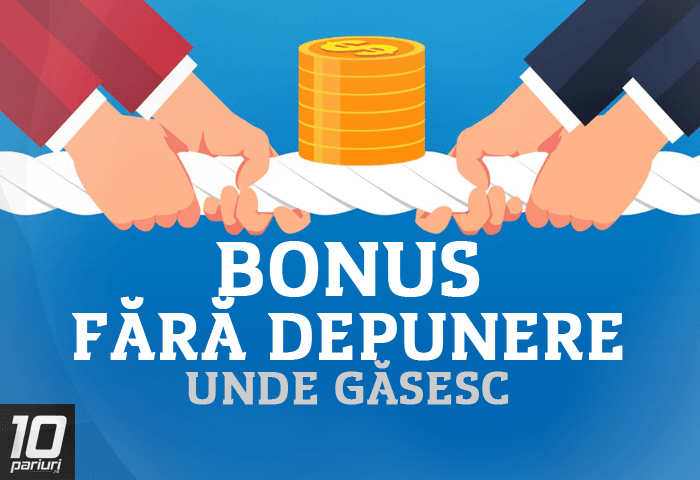 bonus fără depunere