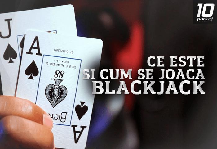 ce este blackjack