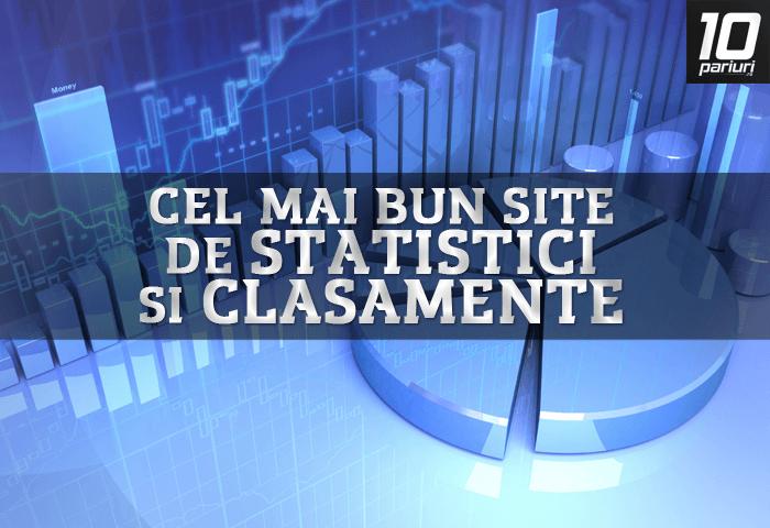 cel mai bun site de statistici