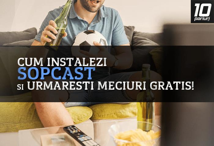 cum instalezi sopcast